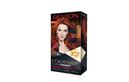 Revlon Colorsilk Buttercream Hair Dye Vivid Intense Copper Shinyprice