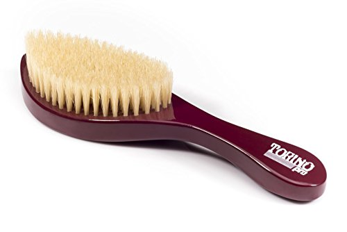 All Purpose Wave Brush – Made with 100% Boar Bristles