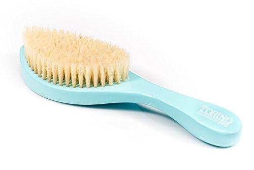 Curved 360 Waves Brush by Brush King – Torino Pro #460