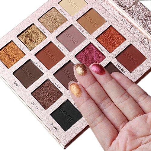 Aliexpress.com : Buy NOVO Brand 4 color Eye shadow palette
